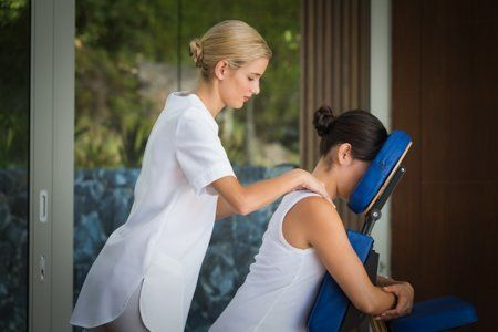Chair Massage Training Chair Massage Certification And Careers