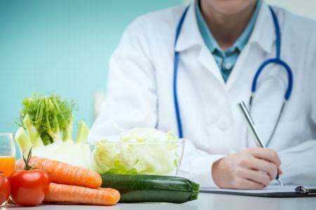 Study to be a dietitian